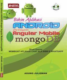 Bikin Aplikasi Android dengan Angular Mobile dan MongoDB